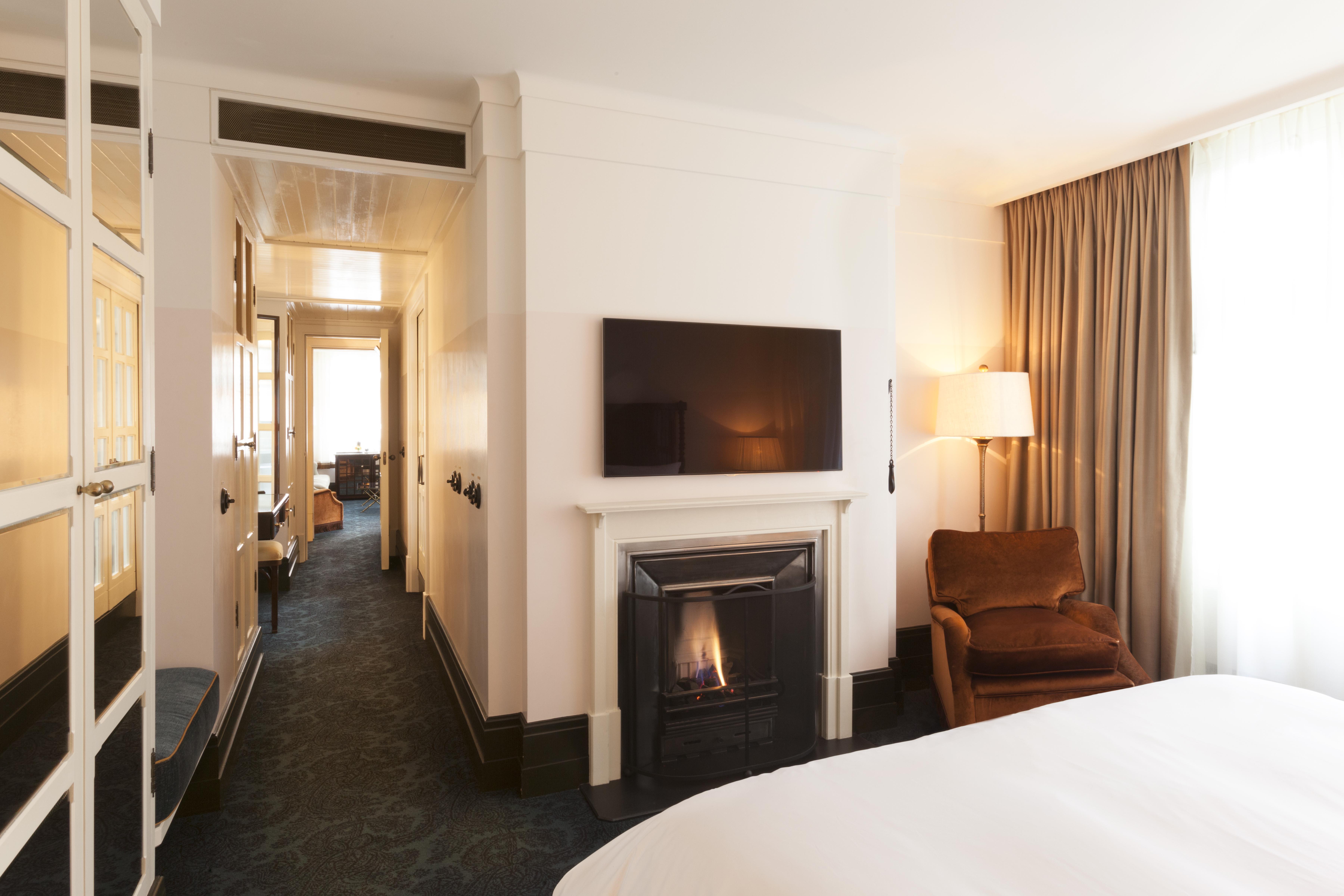 Une suite de l'hôtel