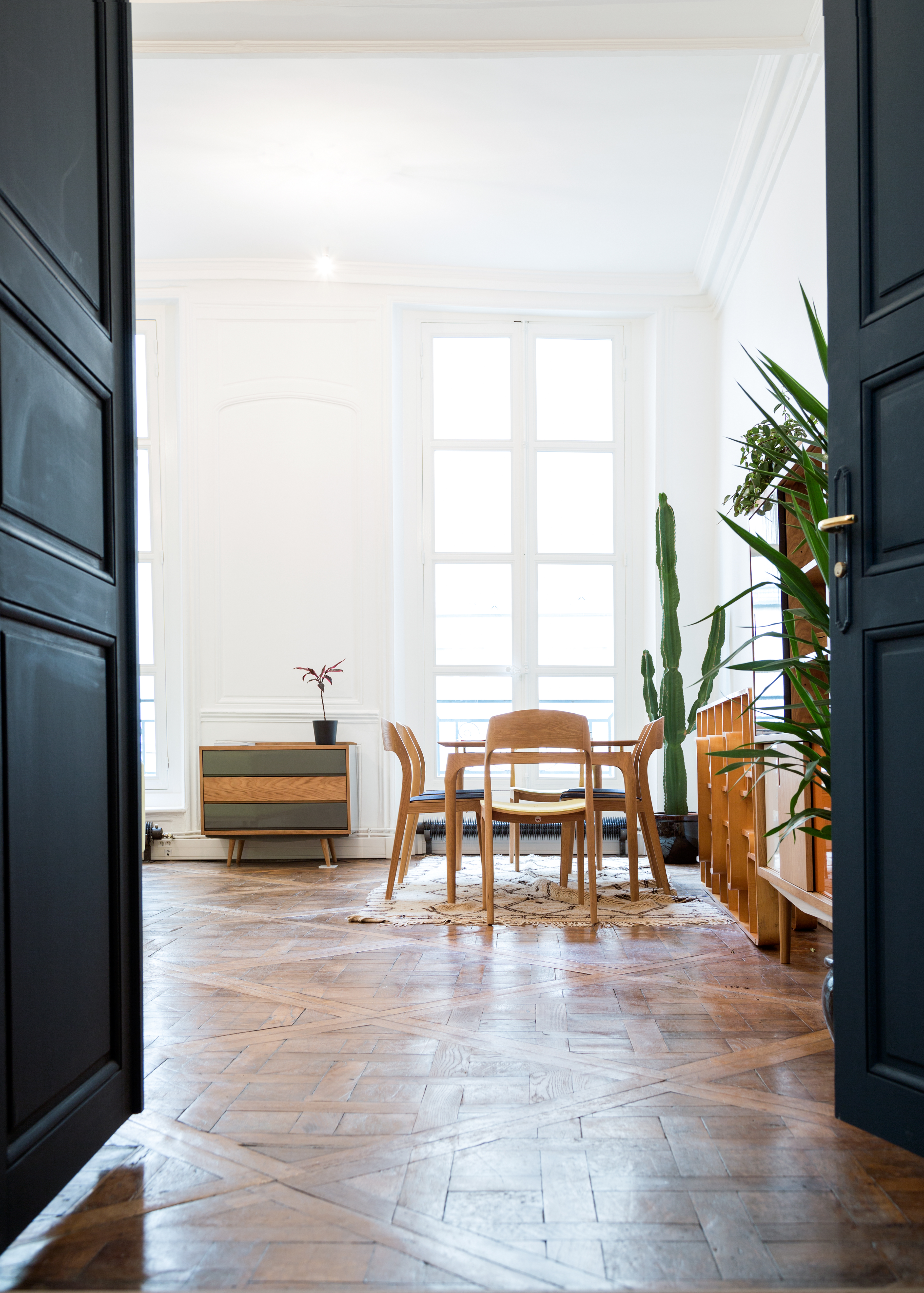 Showroom appartement Red Edition