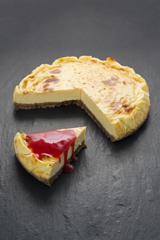 Dessert réalisé avec du maltitol