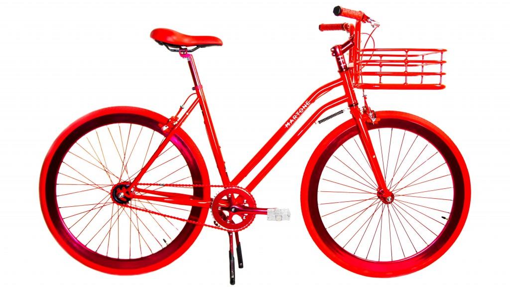 Un vélo classe et design