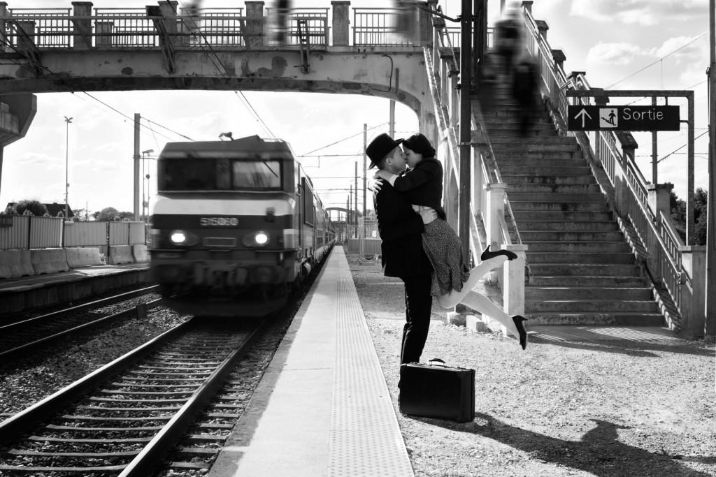 Ode au baiser, la SNCF dévoile les lauréats du concours #Frenchkiss