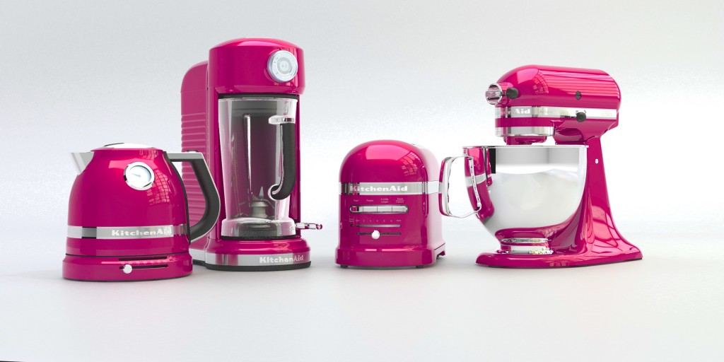 Suite Sorbet Framboise - Kitchenaid