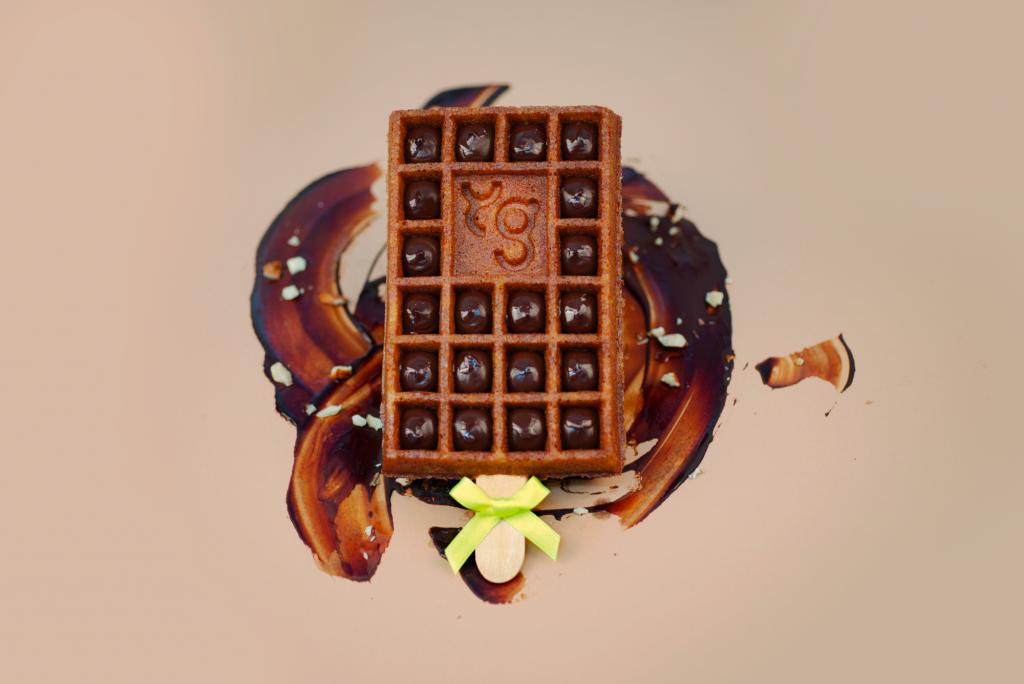 Gaufre Chocolat - Yummy & Guiltfree ©JudithVibertGuigue