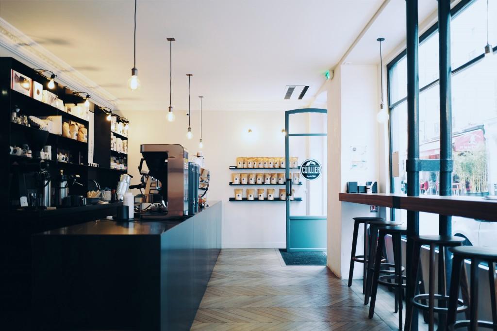 Café Cuillier - Comptoir