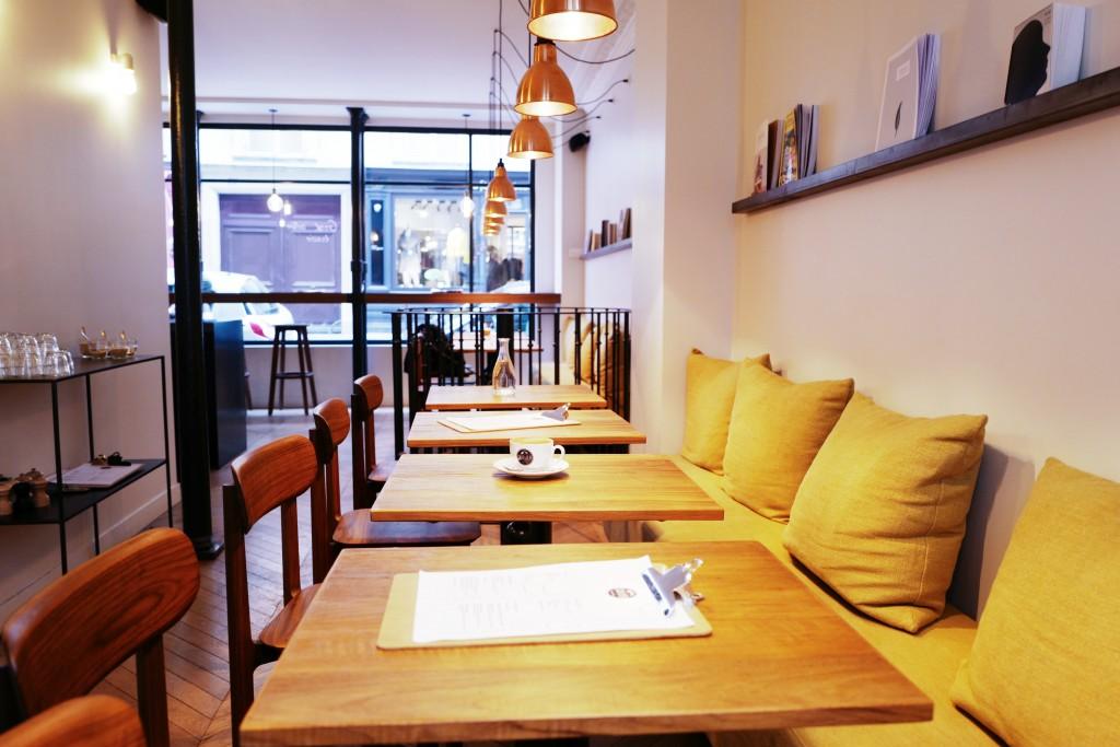 Café Cuillier - Salle