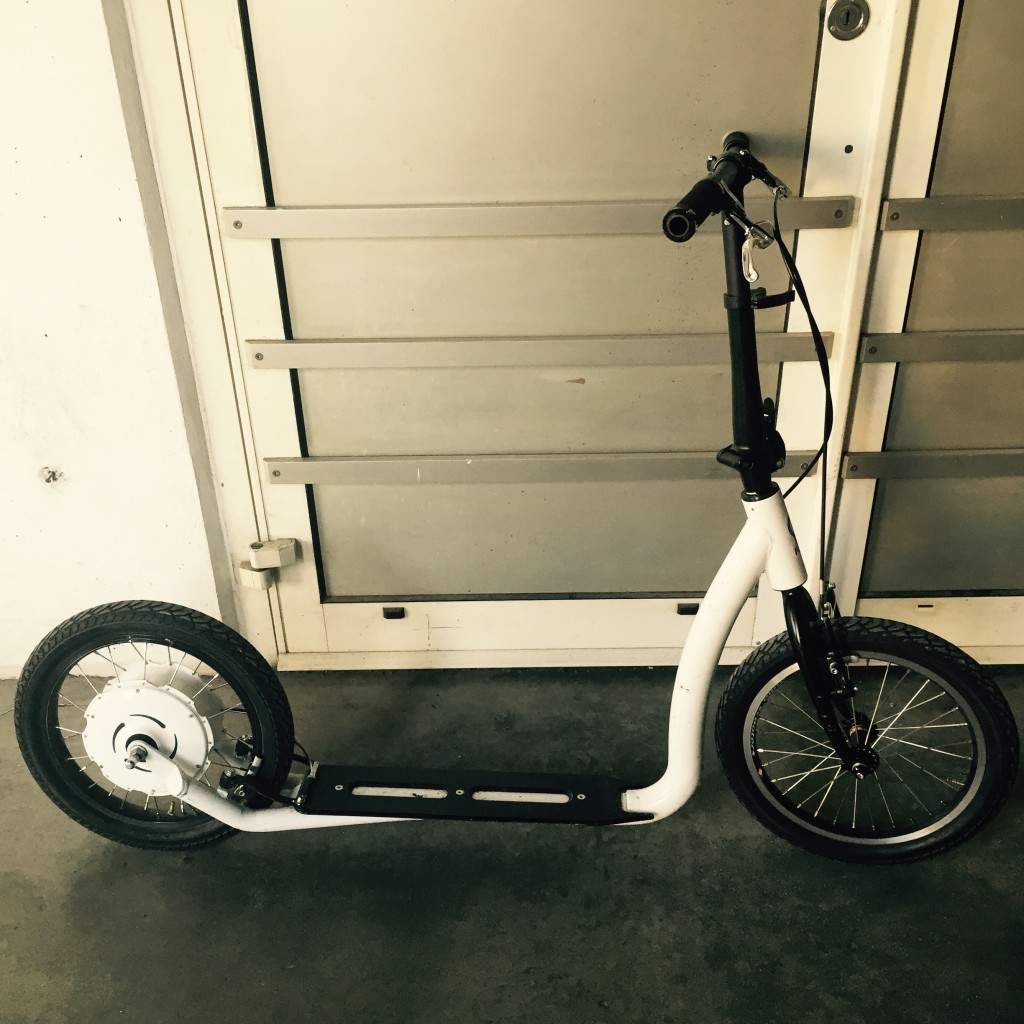 La trottinette qui transforme Paris en village