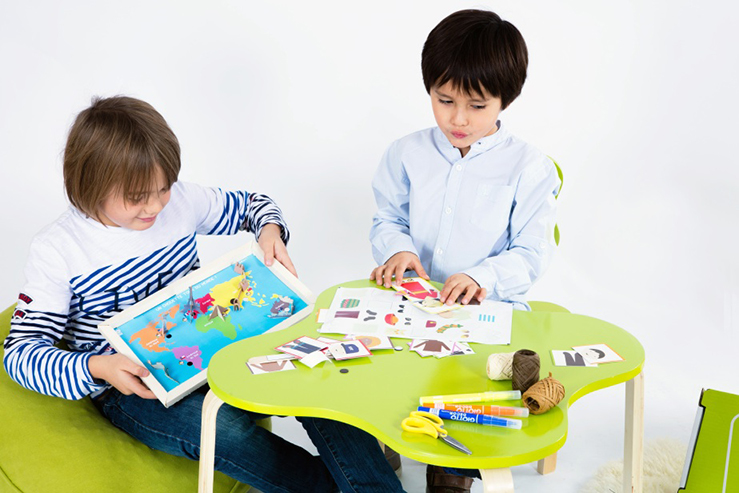 Chouette Box, un cadeau créatif pour les enfants