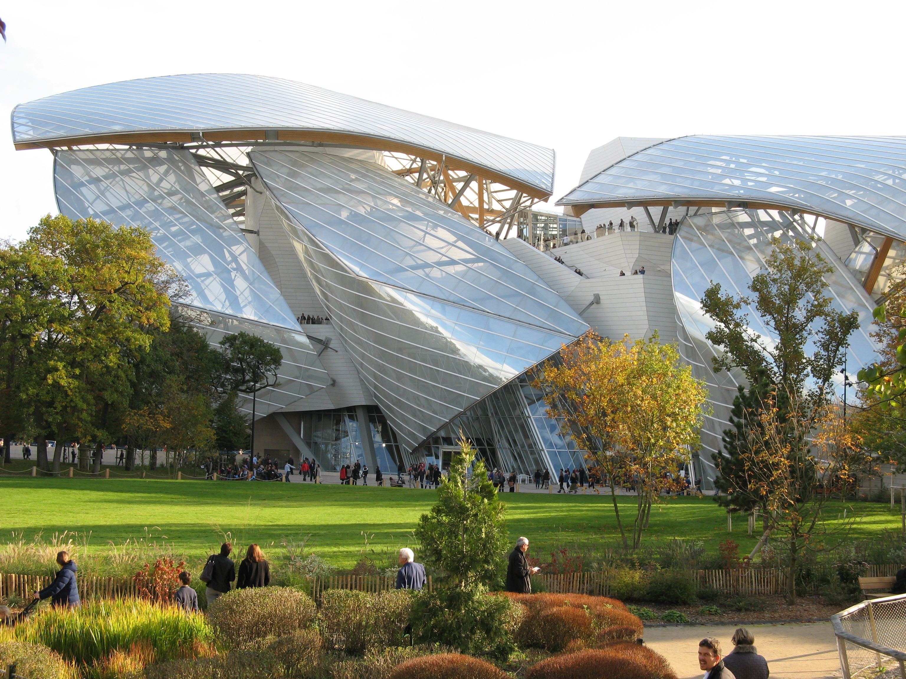 Fondation Louis Vuitton Adresse
