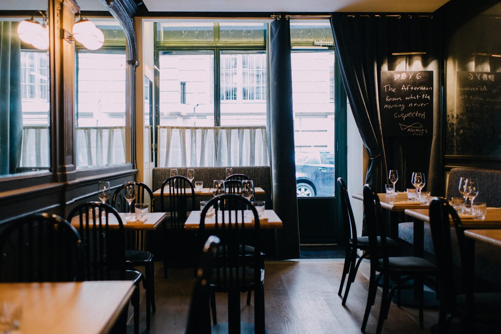 La bourse et la vie l 39 art du steak frites lifestyle paris for Miroir restaurant paris menu