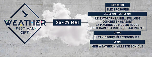 Crédit : Weather Festival