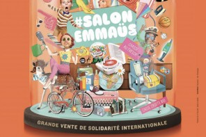 Le Salon Emmaüs 2016 vous donne rendez-vous le 5 juin au Paris Event Center