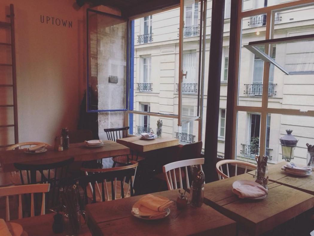 Uptown, la cuisine chic à partager - Lifestyle Paris on