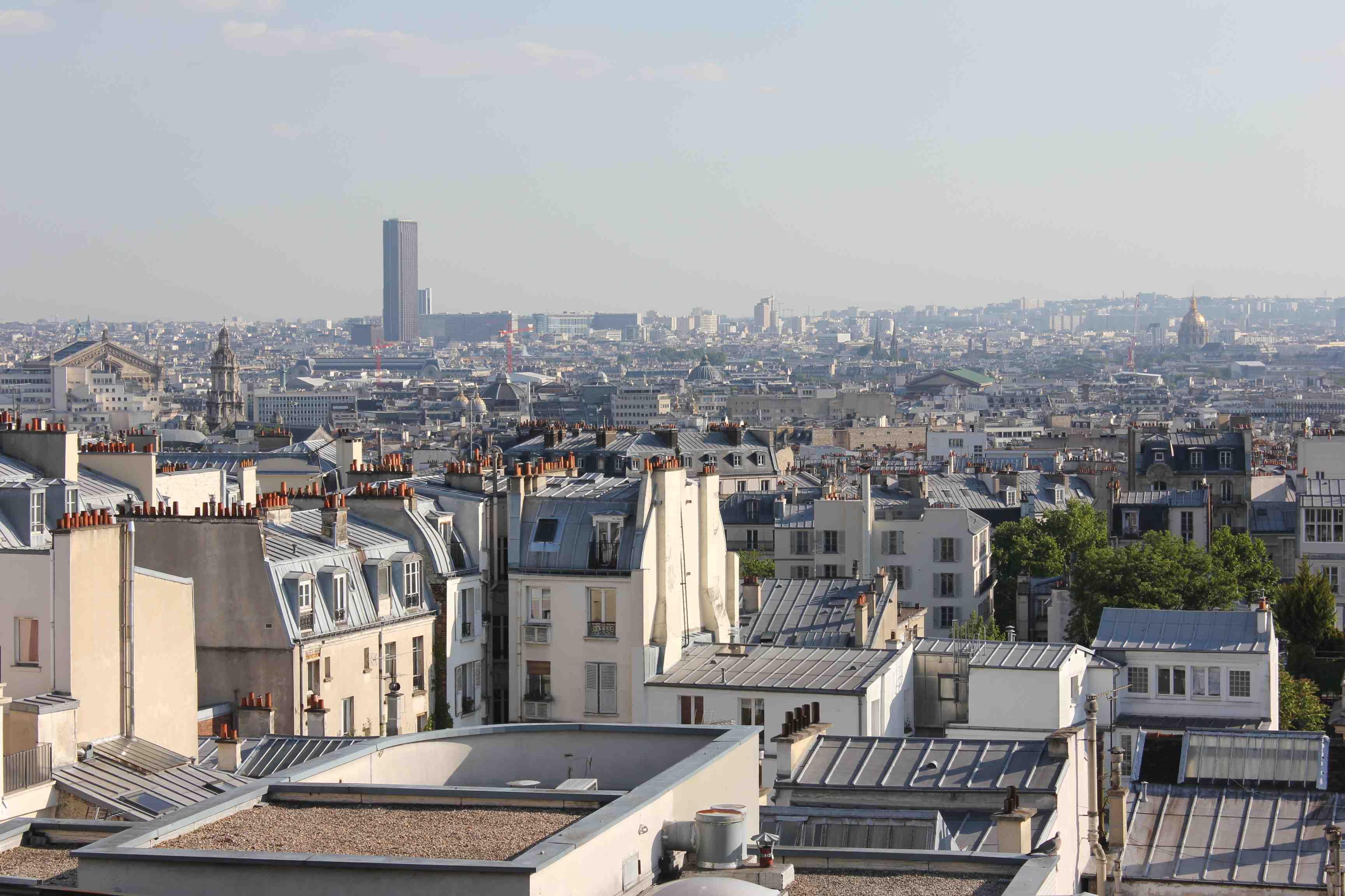 Les bonnes adresses d 39 elsa wolinski et sarah stagliano lifestyle paris - Visite des toits de paris ...