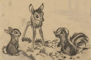 De Bambi à la Reine des Neiges !