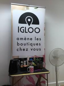 Igloo, le deliveroo de la mode juste pour les Parisiennes !