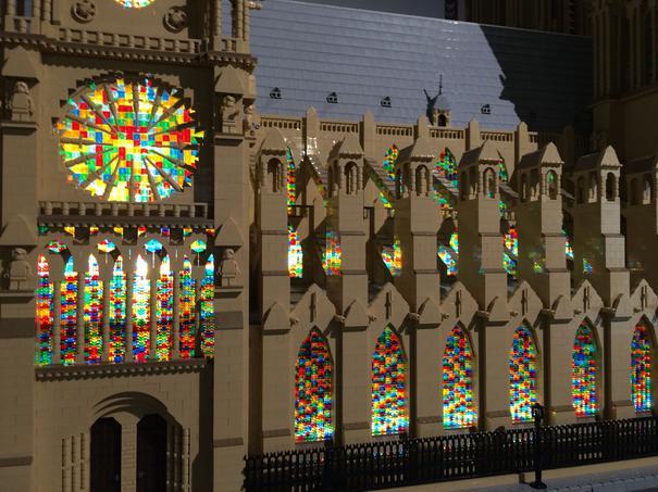 Exposition Lego Ville De Paris