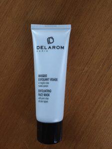 Masque exfoliant visage Delarom