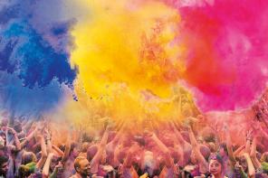 Fêtez les couleurs au Jardin d'Acclimatation !