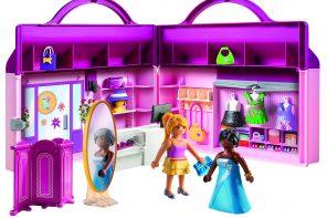 Les nouveautés Playmobil (et des cadeaux pour vous !)