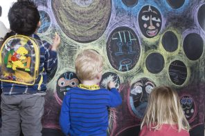 Les ateliers pour enfants du Musée du Quai Branly