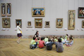 Au Louvre !
