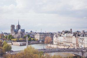 Paris, comme dans un film…