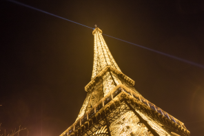 La Tour Eiffel fait son cinéma !