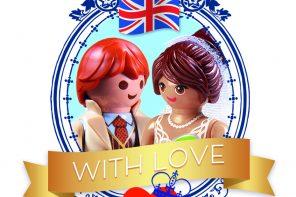 Royal Wedding chez les Playmobil ! Concours inside !
