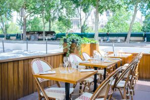Les trois nouvelles terrasses parisiennes !