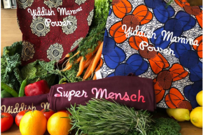 Yiddish mamma pour super Mensch*