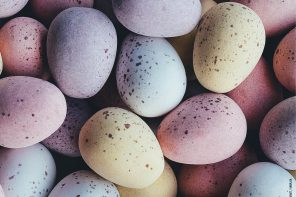 La chasse aux oeufs de Pâques est ouverte…
