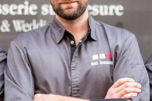 Henri Desmoulins grand gagnant du  «Meilleur pâtissier-les professionnels» diffusé sur M6 dévoile ses meilleures adresses parisiennes.