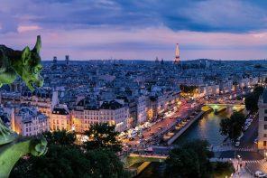 Paris, face cachée