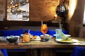 Le restaurant Marcello et sa terrasse prisée<br />de Saint-Germain-des-Près