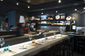 Du plaisir de manger seule, au restaurant : le Chiberta