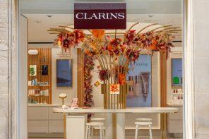 Mieux qu'une expo : la boutique Clarins  du Haut Marais
